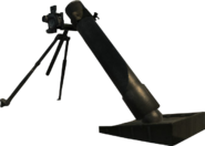 M2 Mortar Third Person MW3