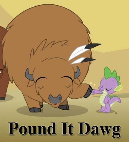File:Spike and buffalo.png