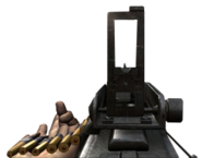 M1919A6 Browning Iron Sights CoD3