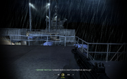 Overview of freighter deck Crew Expendable CoD4