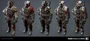 SDF army unit concept IW
