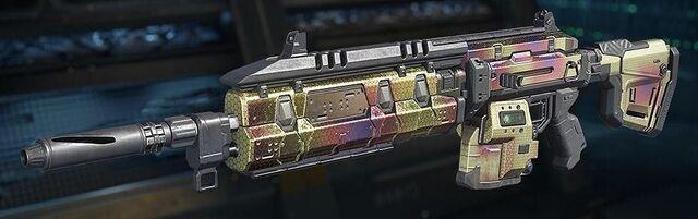 File:Man-O-War Gunsmith model Sunshine Camouflage BO3.jpg