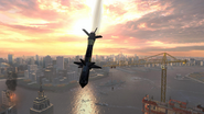 Reaper missile MW3