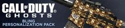 Bling Personalization Pack Header CoDG