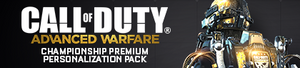Championship Personalization Pack banner AW