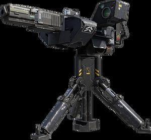 Shock Sentry Menu Icon IW