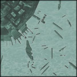 Hunter Killer minimap harbor MW3.png