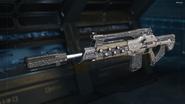 M8A7 Gunsmith model Northwoods Silencer BO3