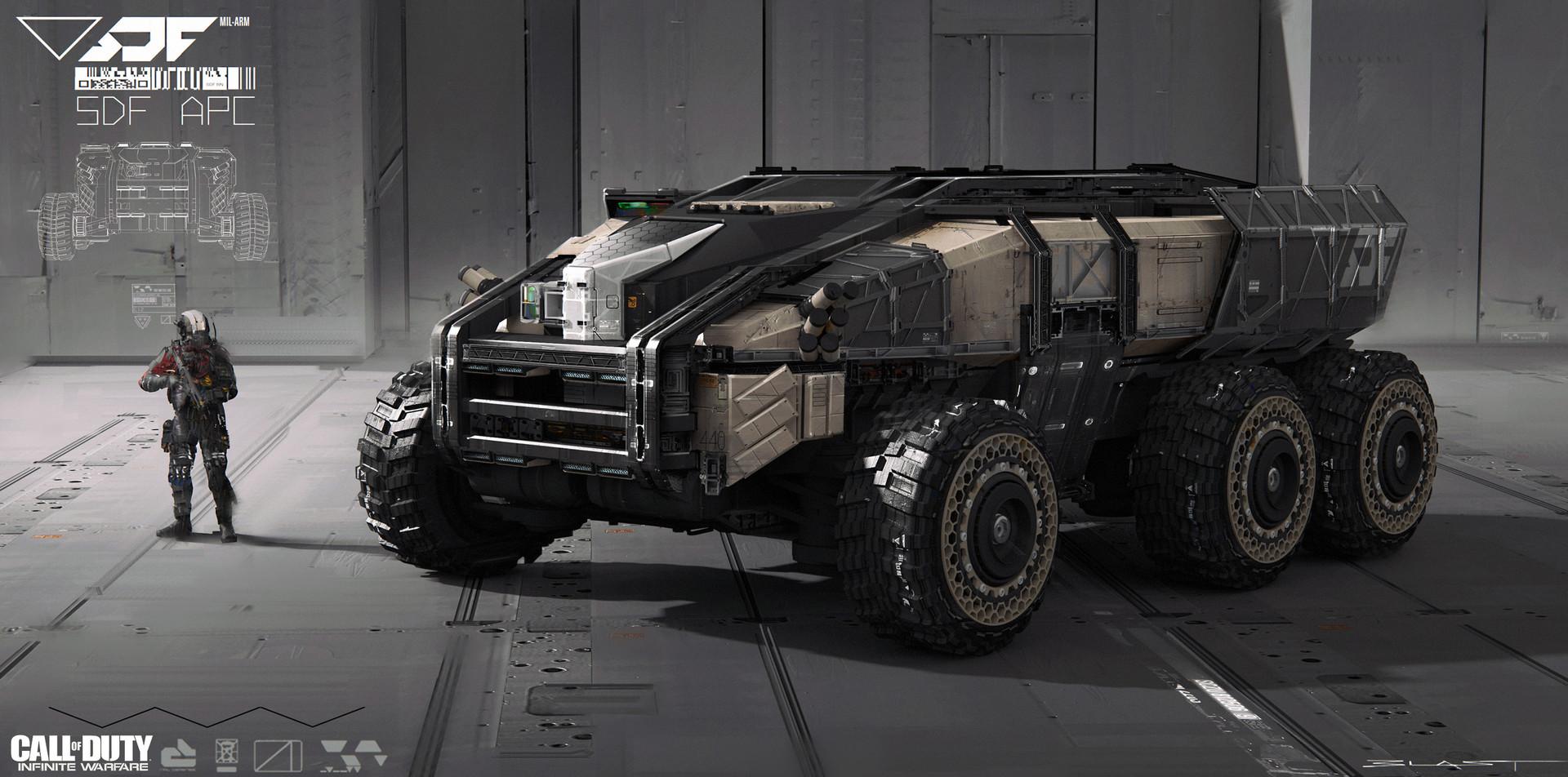 Half Life  Combine Armored Car