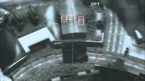 CoD Modern Warfare 3 Spec Ops Fire Mission (3 stars)