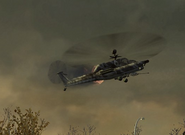 Mi-24 shot down Wolverines! MW2