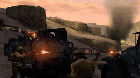 Call of Duty The Big Red One - Vichy French PA