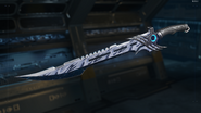 Fury's Song Gunsmith Model Snow Job Camouflage BO3