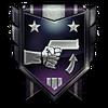 Gunslinger Medal BOII
