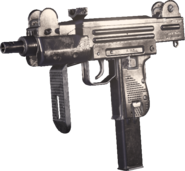 Mini-Uzi Nickel Plated MWR