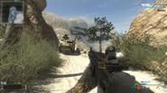 M16A4 M203 CoDO