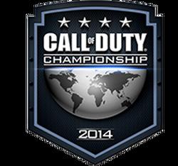 CoD eSports 2014 Logo
