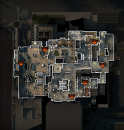 Headquarters Map Arkaden MW3