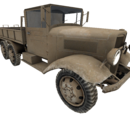 Model 94 Isuzu truck