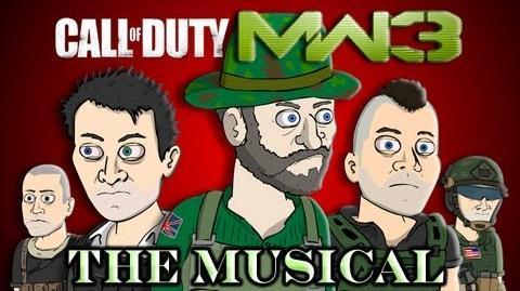 Video Game Musicals 1 Modern Warfare 3 the Musical