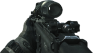 SCAR-L Hybrid Sight On MW3