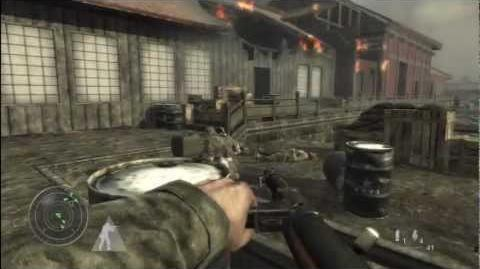 Call of Duty World at War - Campaign - Breaking Point