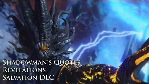 """Revelations - Shadowman's quotes sound files (Black Ops III """"Salvation"""" DLC)"""