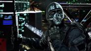 Mask on Federation Day CODG