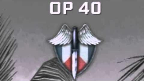 COD Black Ops - OP 40 Spawn Theme