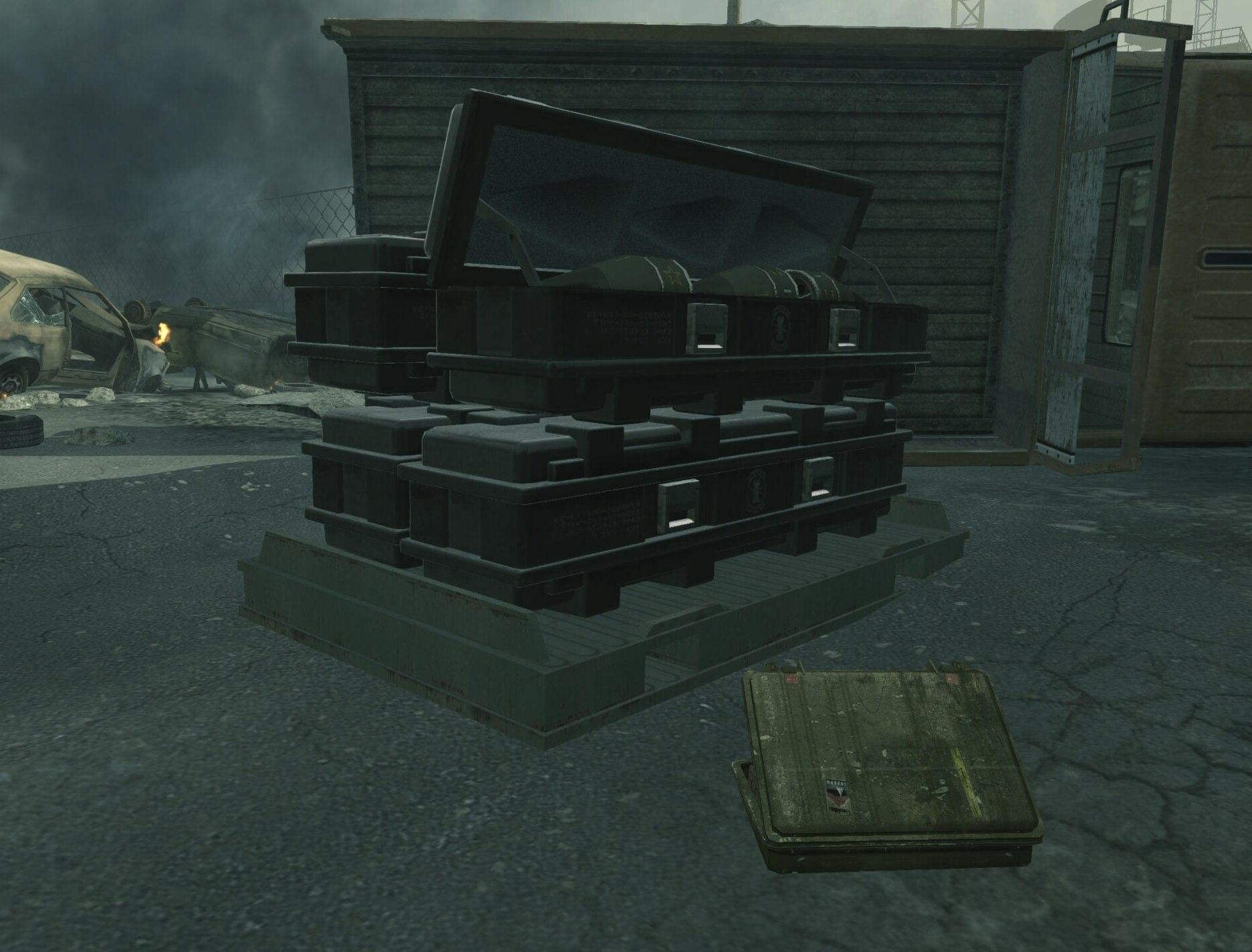Cod4 domination rules objective