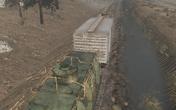 Train Vorkuta BO