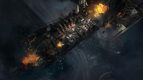 Official Call of Duty Ghosts - Free Fall Downloadable Bonus Map Preview Video