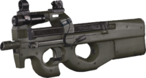 P90 O.D. Green MWR