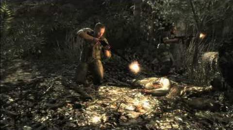 Call of Duty World at War Launch Trailer