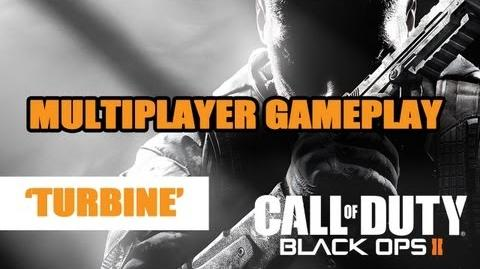 Black Ops 2 multiplayer gameplay - 'Turbine' @ Gamescom 2012