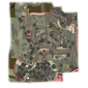 Wetlands minimap WaW