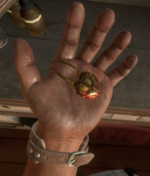 Menendez's Locket BOII