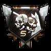 Frenzy Kill Medal BOII