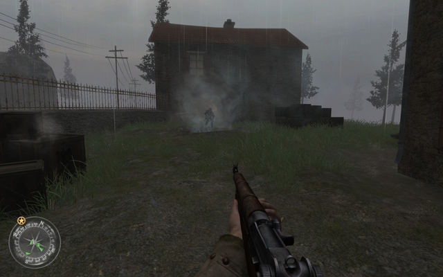 File:Zombie Nazi Approaching Hill 400 CoD2.png