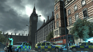 Metropolitan Police Service looking nice Mind the Gap MW3