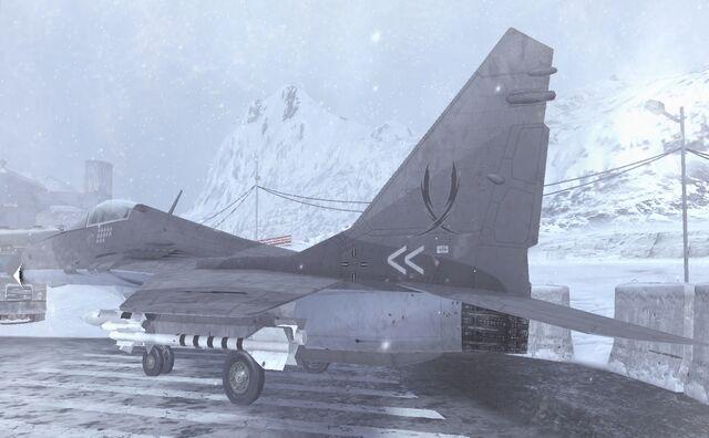 File:Parked MiG-29 Cliffhanger MW2.jpg