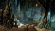Cave system Goldrush CoD Ghosts