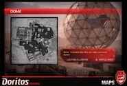 Doritos Dome Combat Card MW3