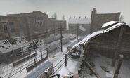 Railyard screenshot 1 CoD1