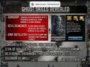 Ghost Skills Reveal Announcement CoDH