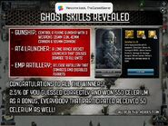 Ghost Skills Reveal Announcement CoDH