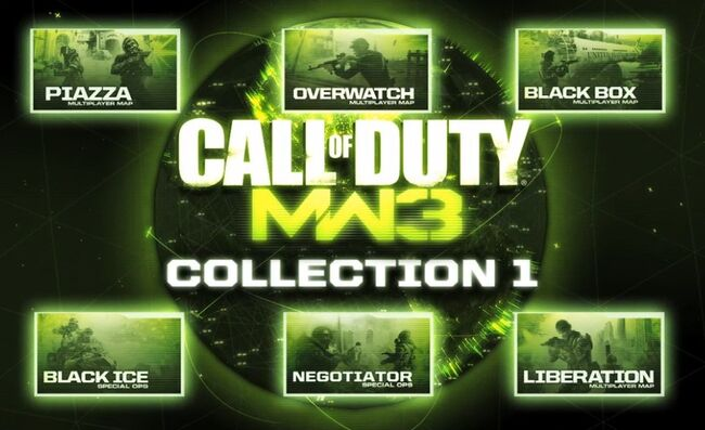 MW3 Collection 1 Poster