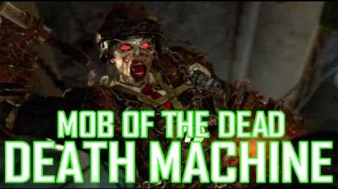 Black Ops 2 Mob of the Dead Death Machine