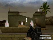 Call Of Duty 4 - Modern Warfare Firing Range