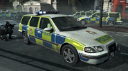 Metropolitan Police Service Rozzermobile Mind the Gap MW3